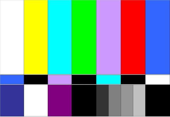 TV-Color-Bars
